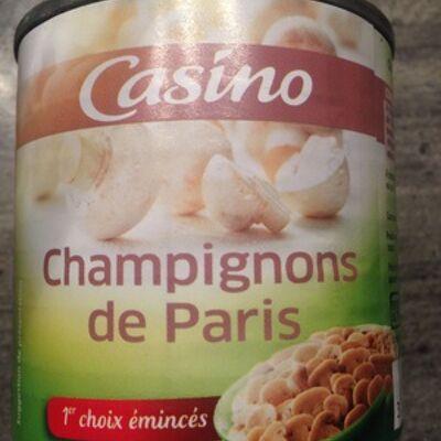Champignons de paris (Casino)