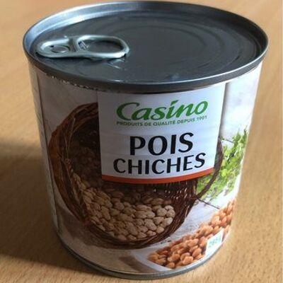 Pois chiches (Casino)