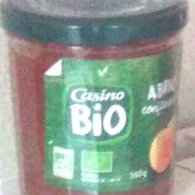 Abricot confiture extra (Casino bio)