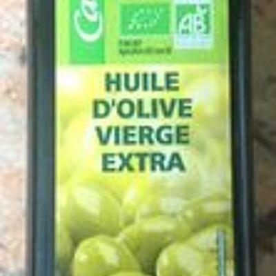 Huile d'olive vierge extra bio (Casino bio)