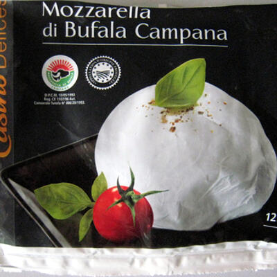 Mozzarella di bufala campana (Casino délices)