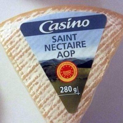 Saint-nectaire aop (Casino)