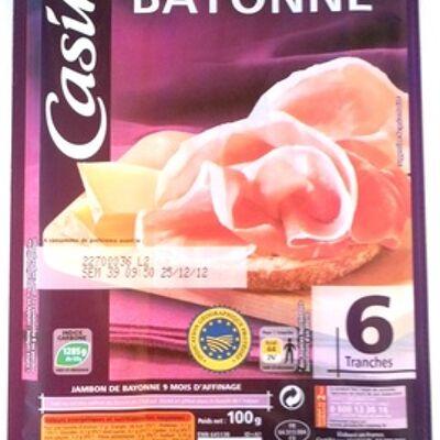 Jambon de bayonne (Casino)