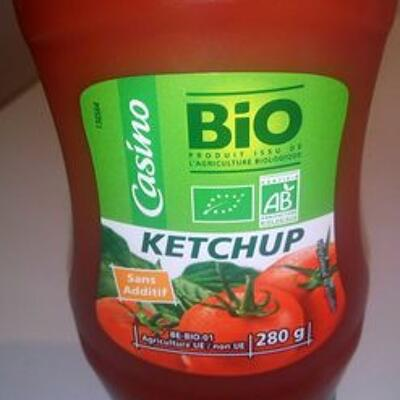 Ketchup bio (Casino bio)