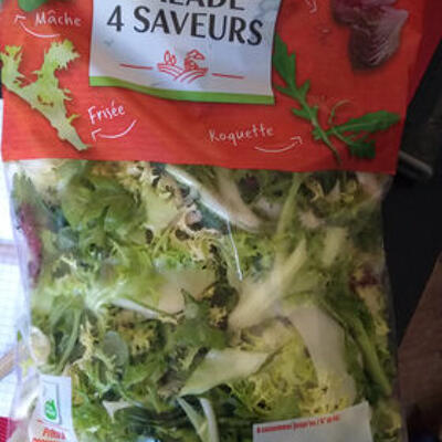 Salade 4 saveurs maxi (Casino)
