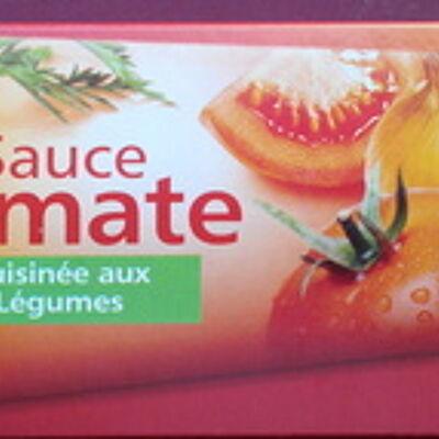 Sauce tomate cuisinée aux légumes (Casino)