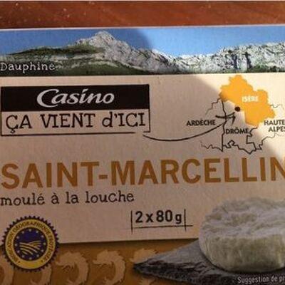 Saint-marcellin igp moulé à la louche (Casino)