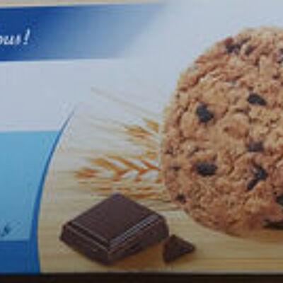 Cookies aux pépites de chocolat sans sucres (Casino bien pour vous)