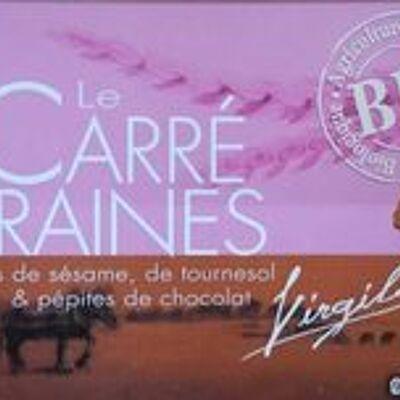 Biscuit graine et pépite chocolat (Biscuiterie de l'abbaye)