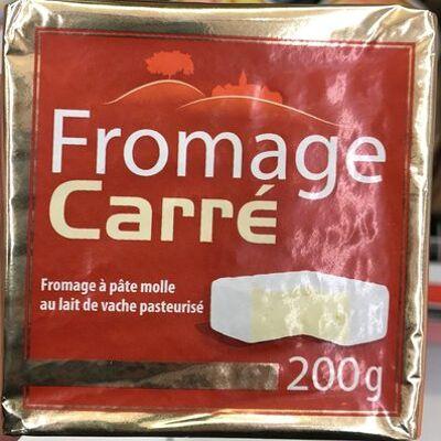 Fromage carré (Sans marque)