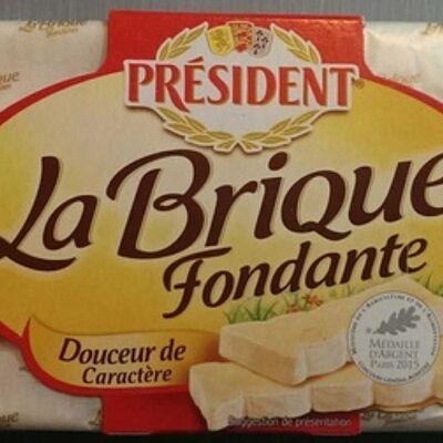 La brique fondante (Président)