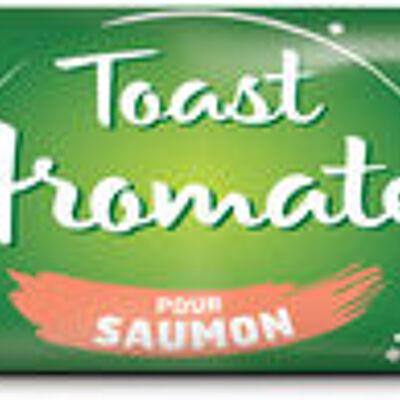 Toasts aux aromates pour saumon (Harrys)