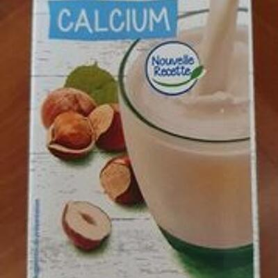 Boisson noisettes calcium (Bjorg)