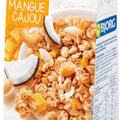 Granola mangue cajou (Bjorg)