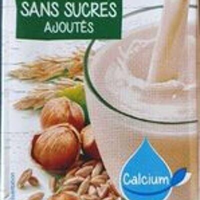 Lait épeautre noisette sans sucre ajouté calciul (Bjorg)