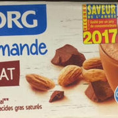 Lait d'amande chocolat (Bjorg)