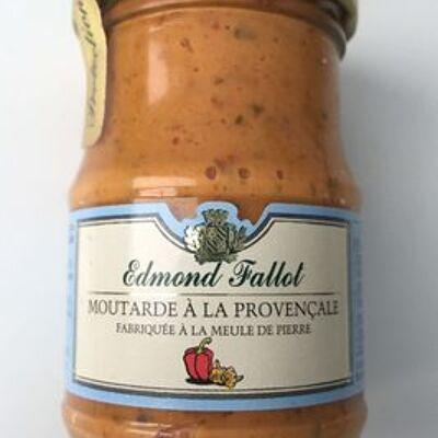 Moutarde à la provençale (Edmond fallot)