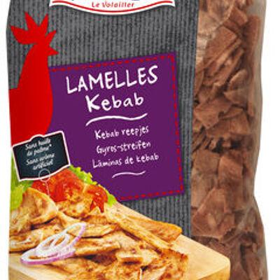 Lamelles kebab (Maître coq)
