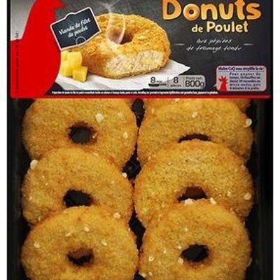 Donuts de poulet 800g (Maître coq)