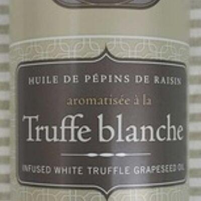 Huile de pépins de raisin aromatisée à la truffe blanche (Huilerie croix verte)
