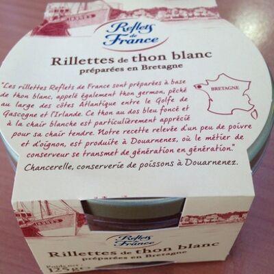 Rillettes de thon blanc (Reflets de france)