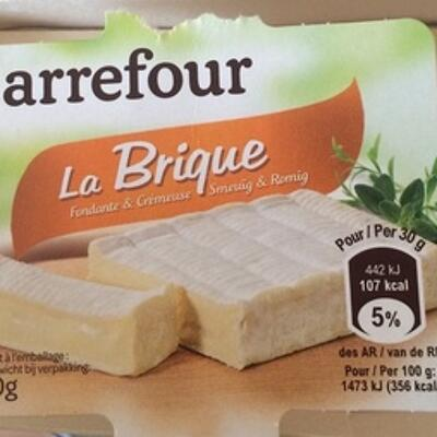 La brique (Carrefour)