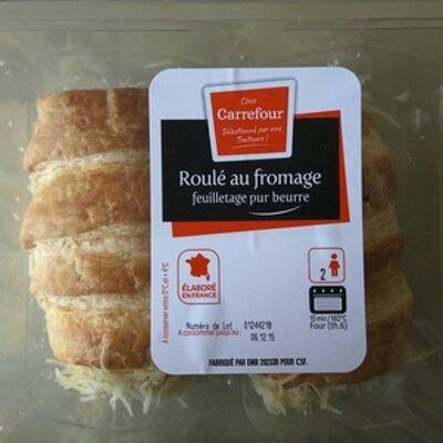 Roulé au fromage (Carrefour)