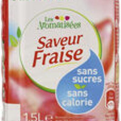 Les aromatisées (Carrefour)