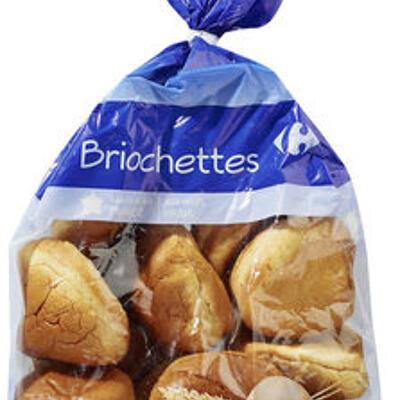 Briochettes (Carrefour)