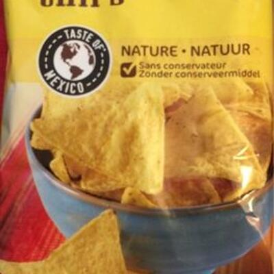 Tortilla chips (Carrefour)