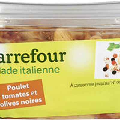 Salade italienne (Carrefour)