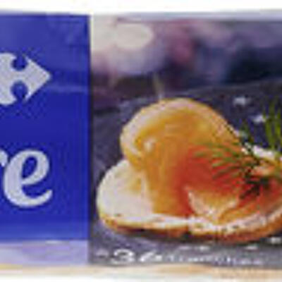 Toasts nature (Carrefour)