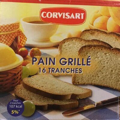 Pain grillé (Corvisart)