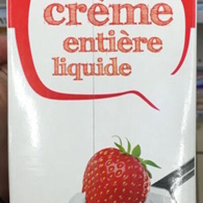 Crème entière liquide (30 % mg) (Sans marque)