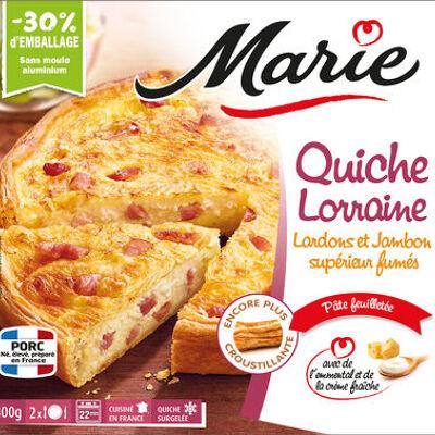 Quiche lorraine (Marie)