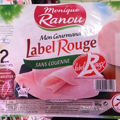 Mon gourmand label rouge (Monique ranou)