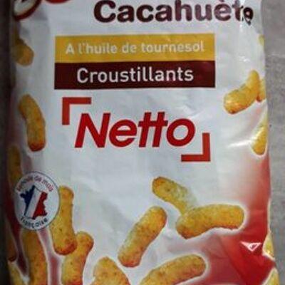 Soufflés cacahuète (Netto)