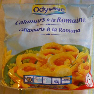 Calamars à la romaine odyssée (Odyssee)