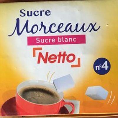 Sucre en morceaux n°4 (Netto)