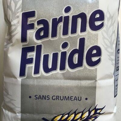 Farine fluide sans grumeau (Netto)