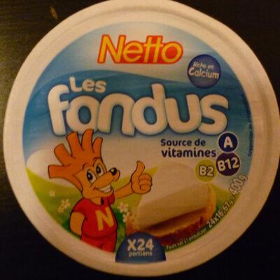 Les fondus (Netto)