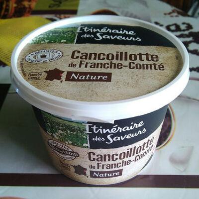 Cancoillotte de franche-comté nature (Itinéraire des saveurs)