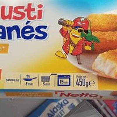 Crousti panés (Netto)