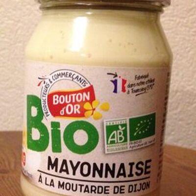 Mayonnaise à la moutarde de dijon (Bouton d'or)