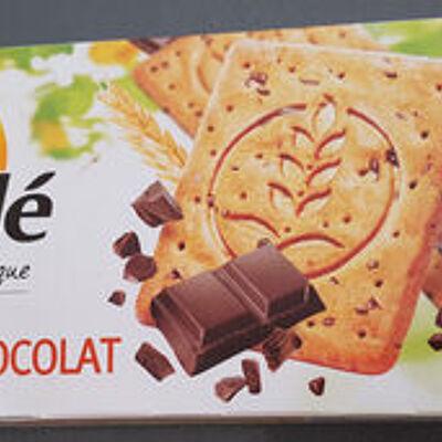 Goûter pépites de chocolat (Gerblé)