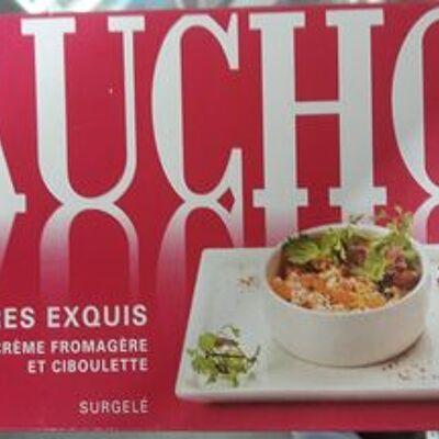 2 tartare exquis (Fauchon)