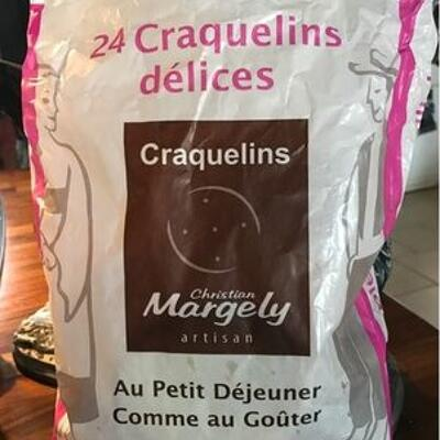 Craquelin (Christian margely)