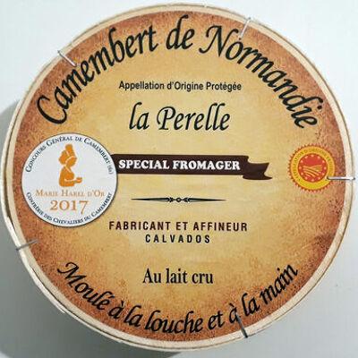 Camembert de normandie la perelle (La perelle)