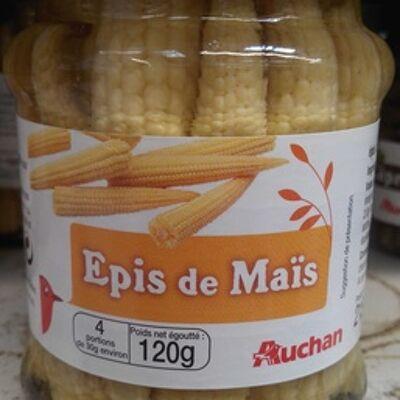 Epis de maïs (Auchan)