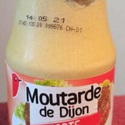 Moutarde de dijon (Auchan)